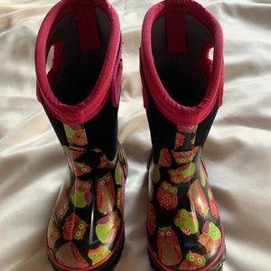 Bogs Toddler Girl's Classic Boots
